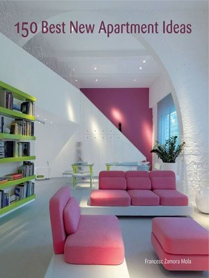 cover image of 150 Best New Apartment Ideas