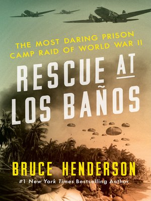 cover image of Rescue at Los Banos