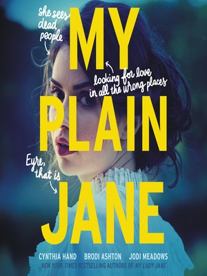 cover image of My Plain Jane