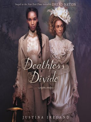 cover image of Deathless Divide
