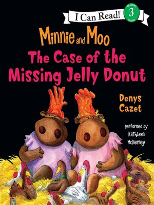 cover image of The Case of the Missing Jelly Donut