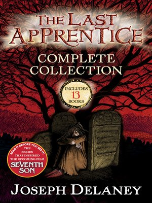 cover image of The Last Apprentice Complete Collection
