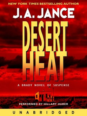 cover image of Desert Heat