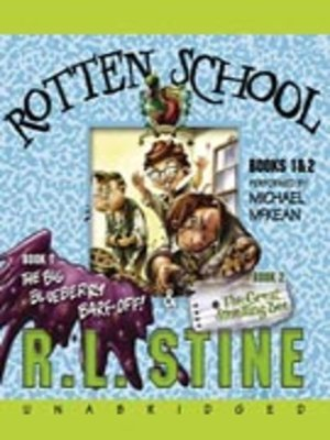 cover image of The Rotten School