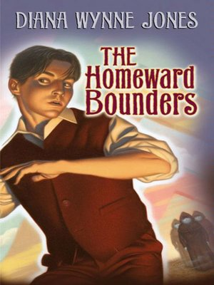 cover image of The Homeward Bounders