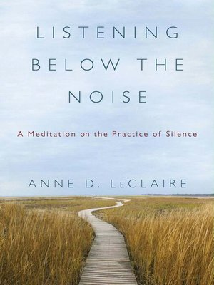 cover image of Listening Below the Noise