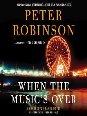 cover image of When the Music's Over