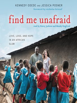 cover image of Find Me Unafraid