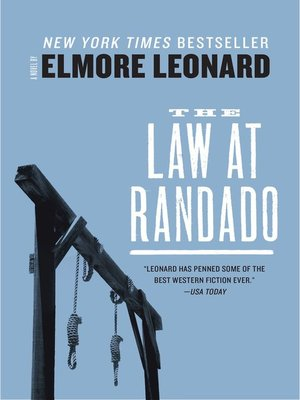 cover image of The Law at Randado