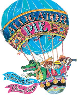 cover image of Alligator Pie