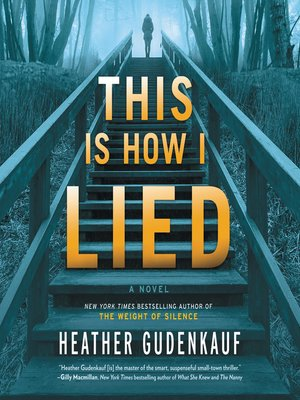 cover image of This Is How I Lied