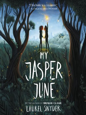 cover image of My Jasper June