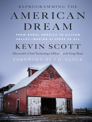 cover image of Reprogramming the American Dream