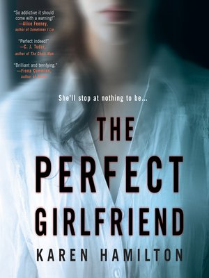 cover image of The Perfect Girlfriend