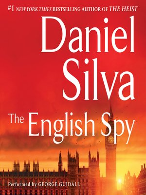 cover image of The English Spy