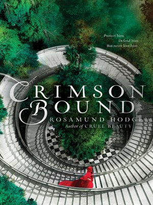 cover image of Crimson Bound