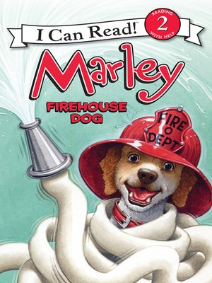 cover image of Firehouse Dog