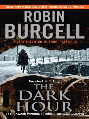 cover image of The Dark Hour