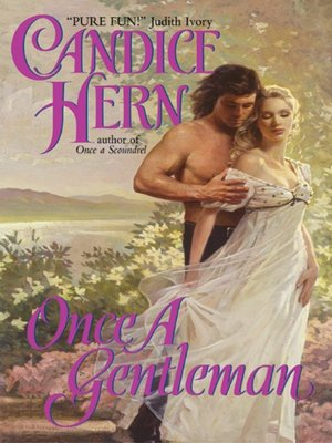 cover image of Once a Gentleman
