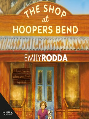 cover image of The Shop at Hoopers Bend