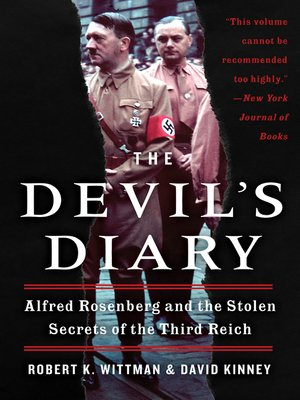 cover image of The Devil's Diary
