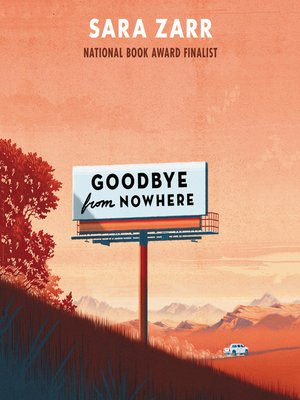 cover image of Goodbye from Nowhere