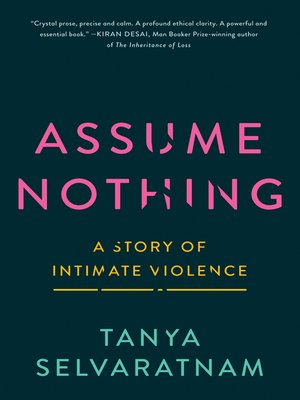 cover image of Assume Nothing