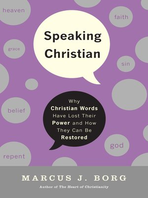 cover image of Speaking Christian