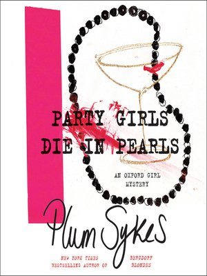 cover image of Party Girls Die in Pearls
