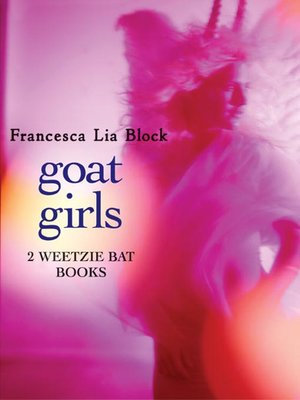 cover image of Goat Girls