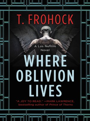 cover image of Where Oblivion Lives