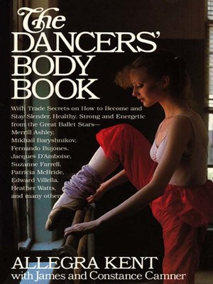 cover image of Dancers' Body Book