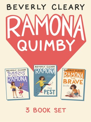 cover image of Ramona 3-Book Collection