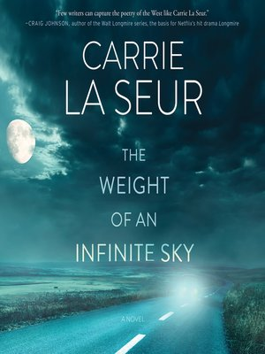 cover image of The Weight of an Infinite Sky