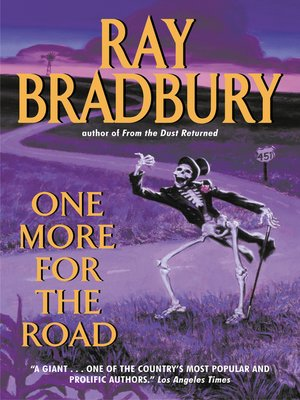 cover image of One More for the Road