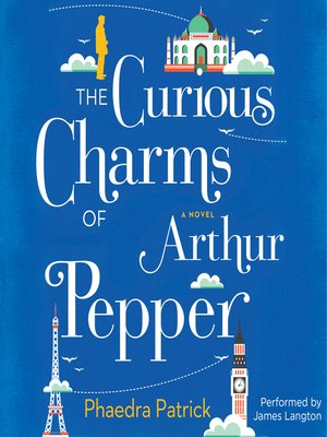 cover image of The Curious Charms of Arthur Pepper