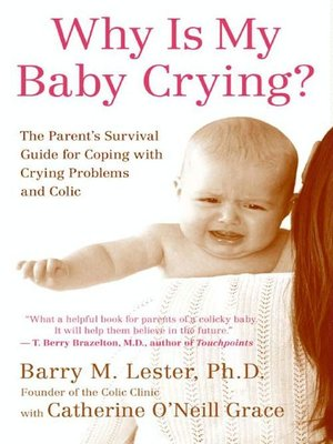 cover image of Why Is My Baby Crying?