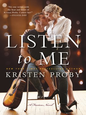 cover image of Listen to Me