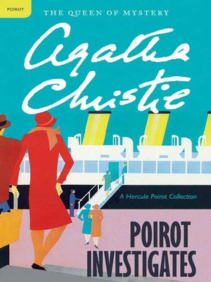 Cover image for Poirot Investigates