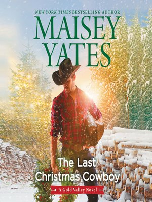 cover image of The Last Christmas Cowboy