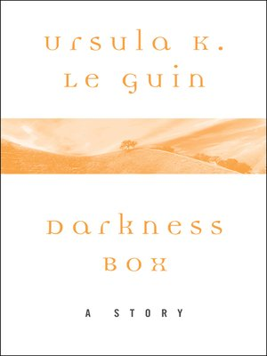 cover image of Darkness Box
