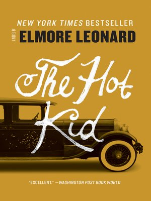 cover image of The Hot Kid