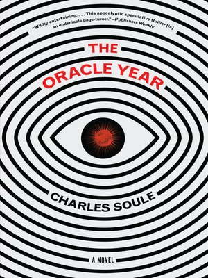 cover image of The Oracle Year