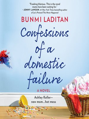 cover image of Confessions of a Domestic Failure