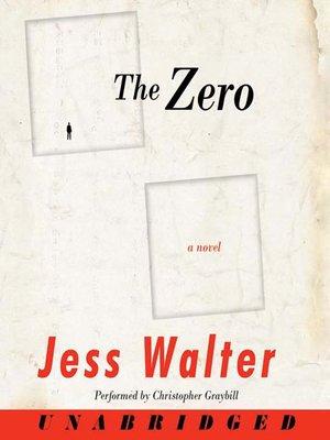 cover image of The Zero