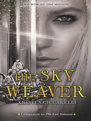 cover image of The Sky Weaver