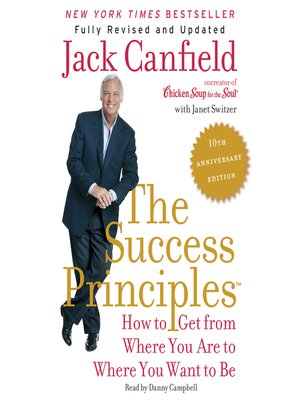 cover image of The Success Principles(TM) - 10th Anniversary Edition