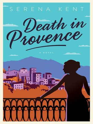 cover image of Death in Provence