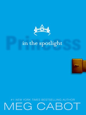 cover image of Princess in the Spotlight