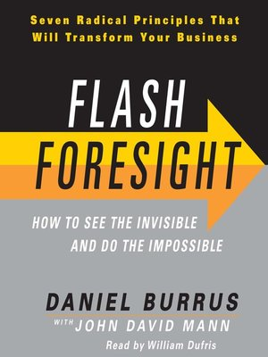 cover image of Flash Foresight